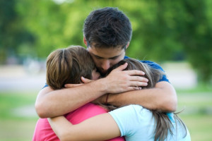 Father With Children  Family Divorce   Family Law Solicitors