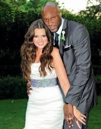Chloe Kardashian & Lamar Odom
