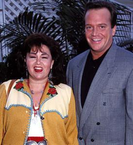Roseanne Barr & Tom Arnold