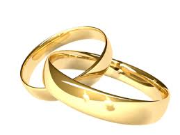 Weddings In The UK - Two Gold Weddings Rings - Family Law