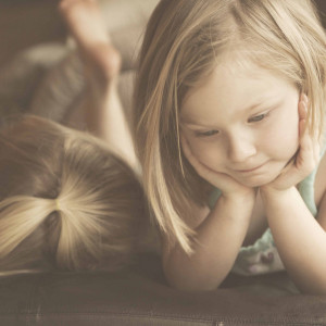 Sad Child | Upset girl | Family law