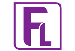 The logo for the Family Law Company