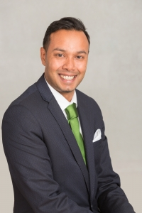 Associate solicitor Imran who specialises as Financial and Divorce lawyer