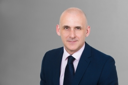 Another photo of Mark Langsworthy who specialises in Child Law and Domestic abuse cases.