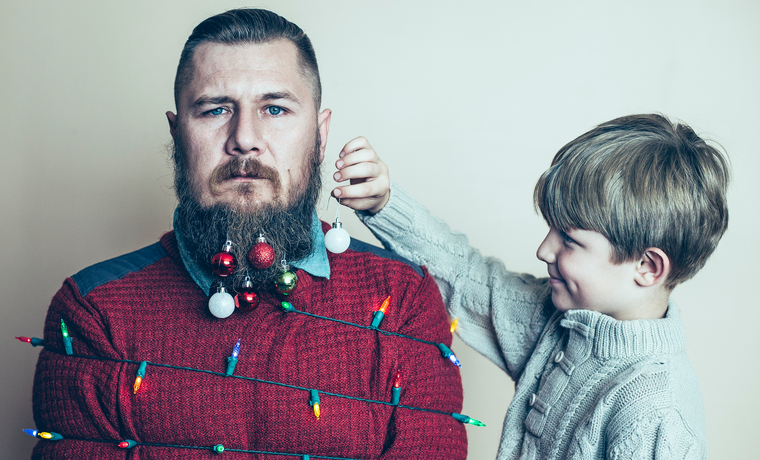 Advice to help you see your children at Christmas