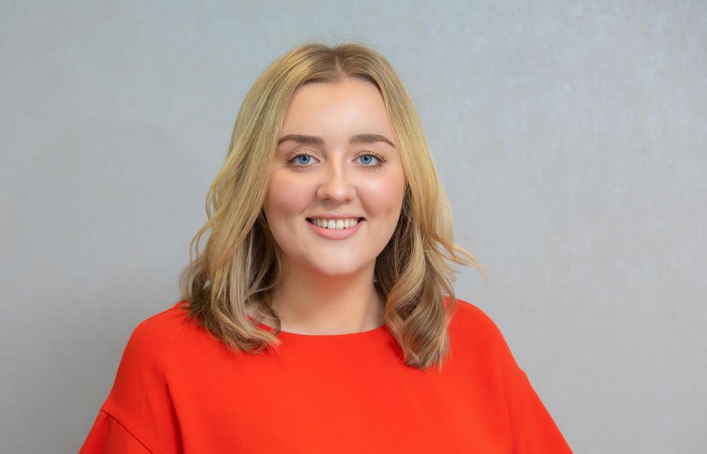 Becka's story: Great opportunities for those who are passionate about family law