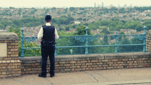 Police pensions and divorce