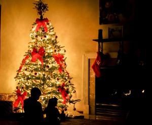 Christmas contact
