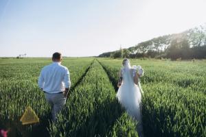 Farming marriage
